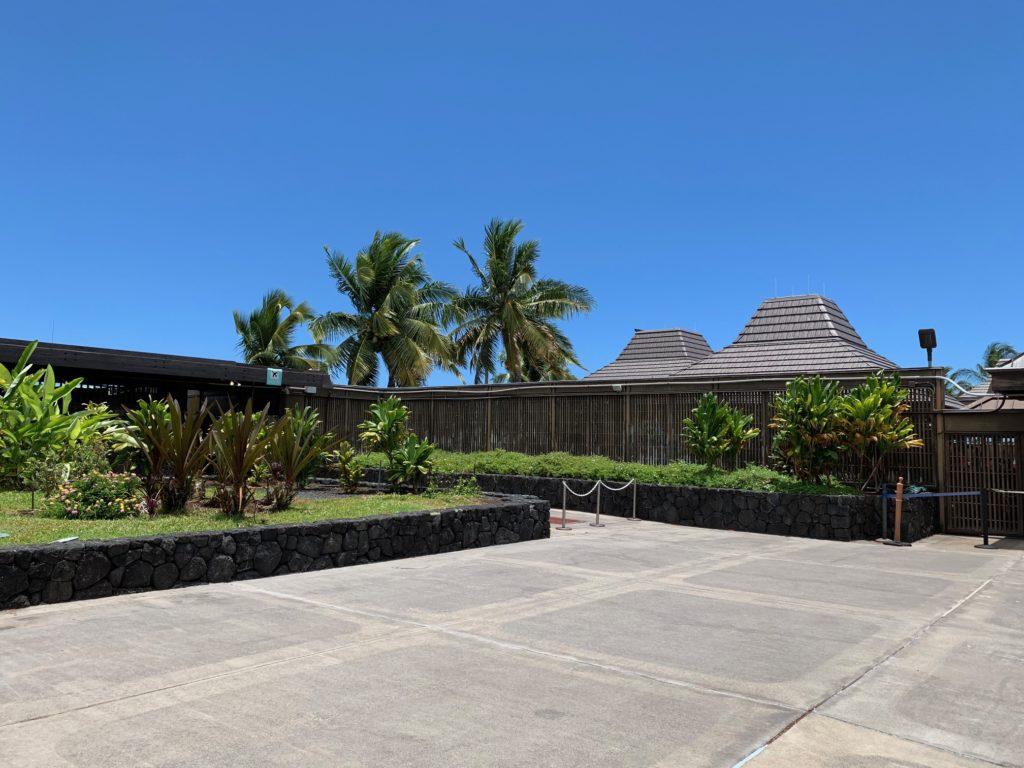 ハワイ島の空港
